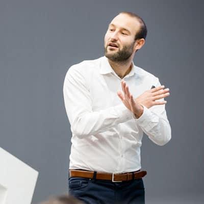 Founder of Hackerly - Petr Zelenka